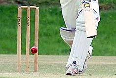 Cricket, traditional English game