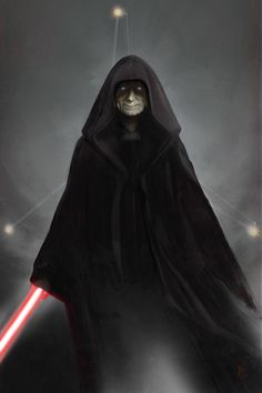 Darth Sidious / Palpatine, Fito Barraza on ArtStation at https://www.artstation.com/artwork/oZwKw