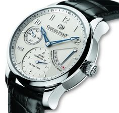 Greubel Forsey watch.