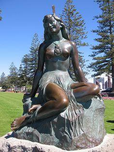 Statue of Pania Of The Reef, Napier, New Zealand Napier New Zealand, New Zealand Art, New Zealand Cruises, New Zealand Travel, Long White Cloud, New Zealand Landscape, Nz Art, Kiwiana, Auckland
