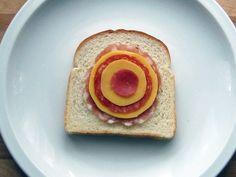Kandinsky sandwich