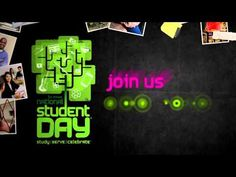 @National Student Day 2013 - Check out the video to learn more about National Student Day 2013.