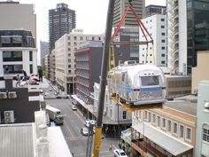 A historic hotel in the middle of Cape Town, South Africa, decided to add a rooftop addition. The Airstream Penthouse Park is the only trailer park penthouse Airstream Caravans, Cape Town Hotels, British Airways, Travel News, Rooftop, Tiny House, Street View, Tours, Vacation