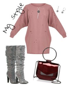 """""""#AllMe #MyStyle"""" by elisha13gayle on Polyvore featuring Steve Madden, Simone I. Smith, Nasty Gal and Monet"""