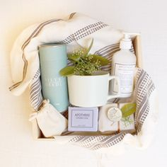 Mothers Day Gift. Gifts for Mom. Spa Gift Box. Bridesmaid Gift. Detox Box. Gift Basket