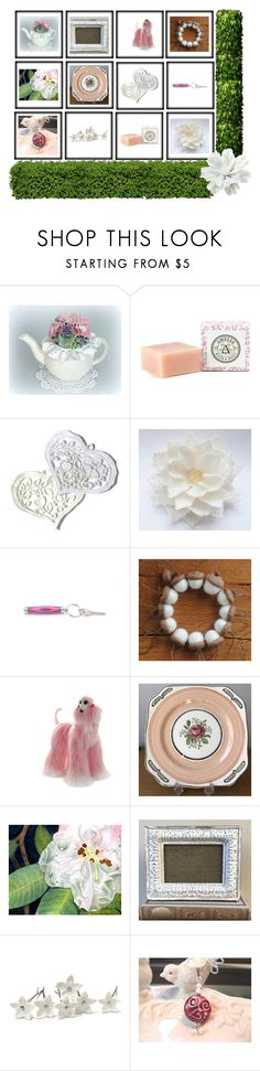 """""""Lovely Gifts!"""" by keepsakedesignbycmm ❤ liked on Polyvore featuring ANNA, jewelry, accessories and decor"""