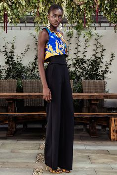 Sachin and Babi Spring/Summer RTW 2016 | The Luxe Lookbook