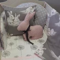 Nursery Bedding / Studio Collection Nursery Linen