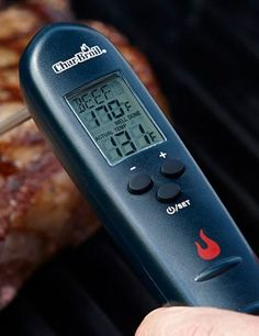 Dial up your backyard bbq with grilling gadgets from Char-Broil.