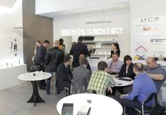 KRION® Blog – Porcelanosa Solid Surface » KRION® presente en MOSBUILD