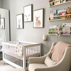 baby room ideas 190980840434444277 - Gray Woodland Baby Girl Nursery Source by projectnursery Baby Nursery Decor, Baby Bedroom, Baby Boy Rooms, Nursery Neutral, Baby Boy Nurseries, Nursery Room, Girl Nursery, Project Nursery, Nursery Gray