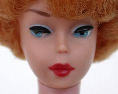 Blonde Bubble Cut Barbie doll, 1961-63