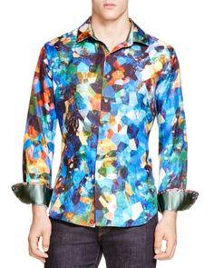 Robert Graham Royal Caribbean Classic Fit Button Down Shirt | Bloomingdale's