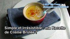 La crème brûlée se savoure froide ou tiède et toute sa réussite réside dans la phase de caramélisation. Découvrez comment préparer ce délicieux dessert en un tour de main !  Découvrez l'astuce ici : http://www.comment-economiser.fr/recette-creme-brulee.html?utm_content=buffer90bb6&utm_medium=social&utm_source=pinterest.com&utm_campaign=buffer