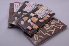 4 Pack - Chocolate Bars assorted varieties