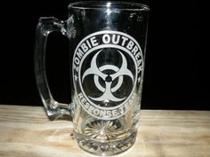 Zombie Outbreak Response Team Mug Walking Dead by NWPABackwoods