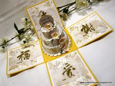 Creations by Patti: Asian Wedding Explosion Box