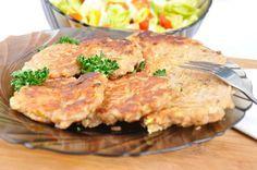 Ryžové lievance so šunkou Quiche, Chicken, Breakfast, Food, Morning Coffee, Essen, Quiches, Meals, Yemek