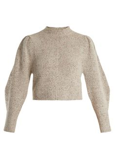 Elaya crew-neck knit sweater | Isabel Marant | MATCHESFASHION.COM US