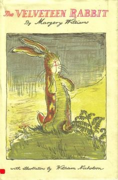The Velveteen Rabbit - this is the book that taught me to love reading.