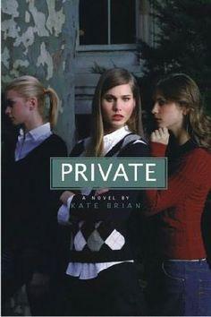 Muchos Libros Juveniles: Saga Private (Kate Brian)
