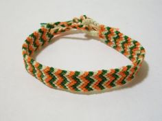 Check out this item in my Etsy shop https://www.etsy.com/listing/118404695/embroidery-macrame-irish-themed-double