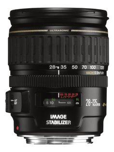 Canon EF - Zoom lens - 28 mm - 135 mm - f/3.5-5.6 IS USM - Canon EF Canon http://www.amazon.co.uk/dp/B00006I53S/ref=cm_sw_r_pi_dp_BZiAub0WG9D8S