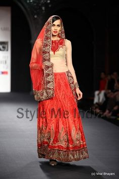 indian haute couture   Varun Bahl haute couture collection at Delhi Couture Week 2012 (PHOTOS ...
