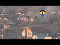 Бои в под Мариуполем: в Широкино боевики «Азова» ведут артиллерийский огонь по коттеджам, нарушая перемирие и разрушая дома (ВИДЕО) | Качество жизни