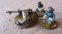 28mm Taliban RCLR  - Eureka Miniatures