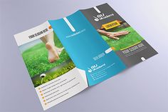 24 best 3 fold brochure images on pinterest brochures triptych