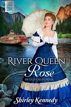With Love for Books: River Queen Rose by Shirley Kennedy - Book Review,...