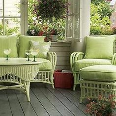 .Perfect for the garden room