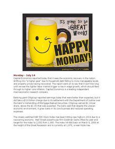 7-14-14 Mondays market news www.equitysourcemortgage.com