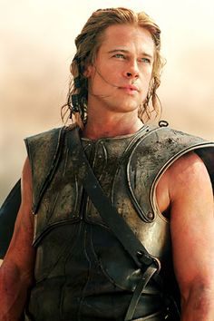 Brad Pitt as Achilles - yes, please! Achilles even topped Lestat for me; I didn't think that would ever be possible.
