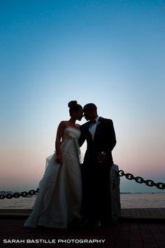 sarah bastille : : photo blog: nina + charlie : : boston harbor hotel wedding #BHHbride