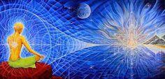 CHAVES PARA O AUTOCONHECIMENTO E A CURA-Ressonância Harmônica-Voce cria sua própria realidade-A engenharia da informação humana-Parte 2 | A Luz é Invencível