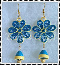 Trupti's Craft: Paper Jewelry