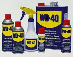 Fish oil is the main ingredient of WD-40! WD-40 Uses: 1. Protects silver from tarnishing. 3. Cleans and lubricates guitar strings. 6. Restores and cleans chalkboards. 7. Removes lipstick stains. 8. Loosens stubborn zippers. 9. Untangles jewelry chains. 10. Removes stains from stainless steel sinks. 11. Removes dirt and grime from the barbecue grill. 12. Keeps ceramic / terracotta garden pots from oxidizing. 13. Removes tomato stains from clothing. ETC... go to source for 2000+ uses!