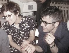 Anaheed Alani, because she's a writer/editor and also just so happens to be married to Ira Glass. #powercouple
