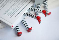 Love these cool bookmarks!