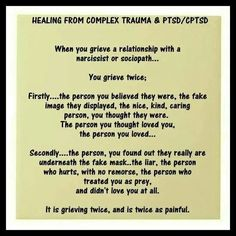 Grieving a narcissistic sociopath relationship. A recovery from narcissistic sociopath relationship abuse.