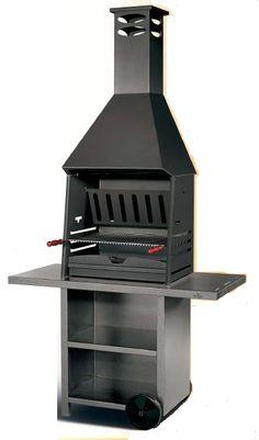Barbacoa Mod. Bp-4 Carbon / leña Torrevieja, Welding Tips, Backyard Kitchen, Corner Designs, Ideas Para, Stove, Grilling, Bbq, Sweet Home