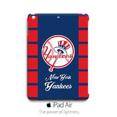 New York Yankees iPad Air Case Cover Wrap Around