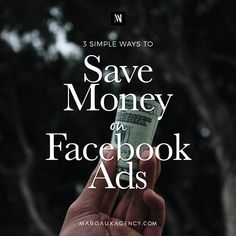 3 Simple Ways to Lower the Cost of Your Facebook Ads https://margauxagency.com/3-simple-ways-lower-cost-facebook-ads/?utm_campaign=coschedule&utm_source=pinterest&utm_medium=Margaux%20Agency%20%7C%20Branding%20%2B%20Web%20Design%20%2B%20Marketing%20Tips&utm_content=3%20Simple%20Ways%20to%20Lower%20the%20Cost%20of%20Your%20Facebook%20Ads #facebook #facebookads #advertising