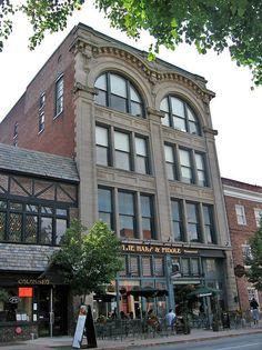 Former Harp Fiddle Restaurant At 110 N George St York Pennsylvania Flickr