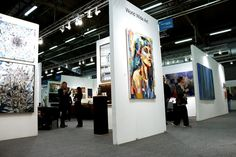 Image result for art expo gallery