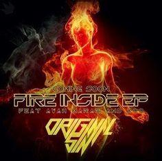 Knowledge Is Power Promotions: @DJOriginalSin - Fire Inside Ft @KooReadMusic (Aud...