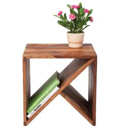 Tavolino Authentico Cube ZigZag - The Loft Design