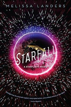 Review of Starfall by Melissa Landers